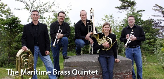 The-Maritime-Brass-Quintet-
